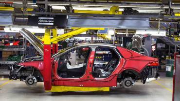 UK car manufacturing falls for fifth consecutive month