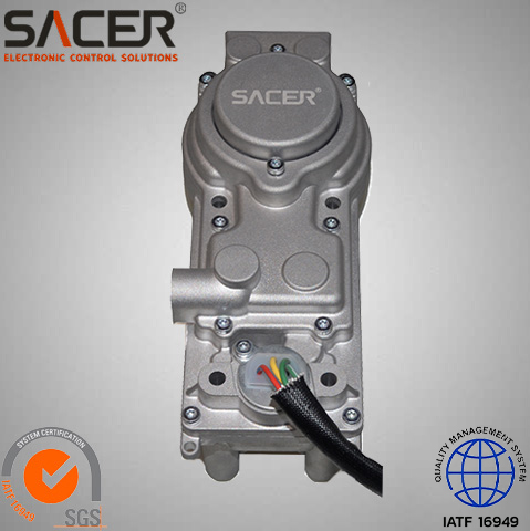 Sacer SA1150-2 Turbocharger Actuator Repair for Diesel